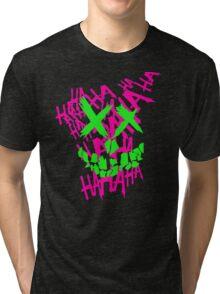 Greeny Squad... Tri-blend T-Shirt