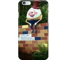 Humpty Dumpty iPhone Case/Skin