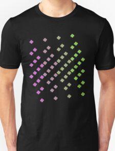 x square Unisex T-Shirt