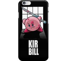 KIR BILL iPhone Case/Skin