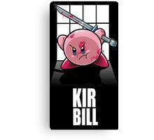 KIR BILL Canvas Print