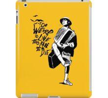 Weird and Rare - Fear Loathing Vegas iPad Case/Skin