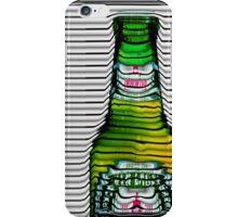 beer ripples iPhone Case/Skin