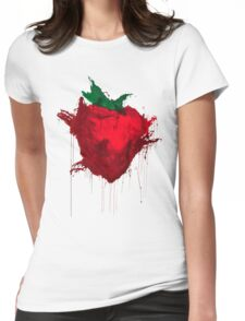 Strawberry from Across the universe Womens Fitted T-Shirt