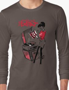 THE ENGLISH BEAT Long Sleeve T-Shirt