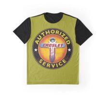 Crosley vintage Cars usa Graphic T-Shirt