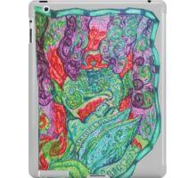 Ganja Guardians #5:OG {Final} iPad Case/Skin