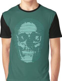 Techno Cyberpunk Cool Creepy Retro AI Graphic T-Shirt
