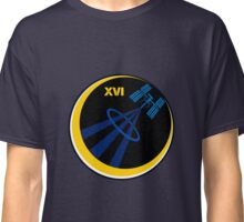International Space Station - ISS 16 Classic T-Shirt