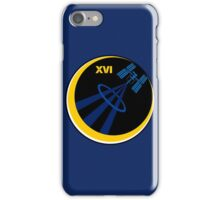 International Space Station - ISS 16 iPhone Case/Skin