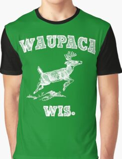 Waupaca Wis. shirt - Original  Graphic T-Shirt