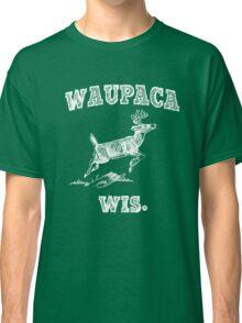Waupaca Wis. shirt - Original  Classic T-Shirt