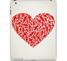 Heart the person iPad Case/Skin