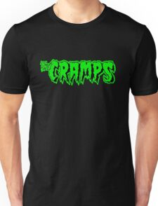 The Cramps (green) Unisex T-Shirt