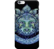 The sun and moon iPhone Case/Skin