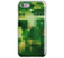 ALTERED MINDS PIXEL CASE iPhone Case/Skin