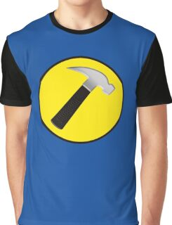 Captain Hammer Graphic T-Shirt