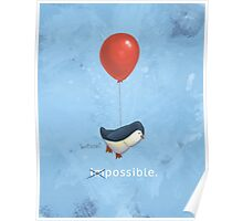Penguin Possible Poster