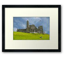 Rock of Cashel Co. Tipperary, Ireland   Framed Print