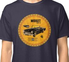 MG midget British classic car Classic T-Shirt