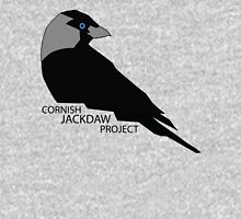 Cornish Jackdaw Project - logo Unisex T-Shirt