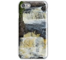 Potato River Falls 2 iPhone Case/Skin