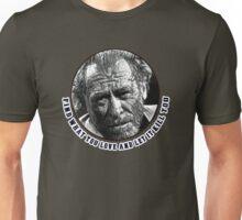 Charles Bukowski Pencil 2 Unisex T-Shirt