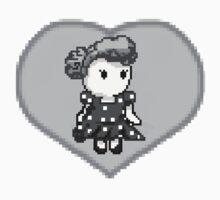 Lucy pixel Kids Tee