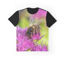 Bee colourful Graphic T-Shirt