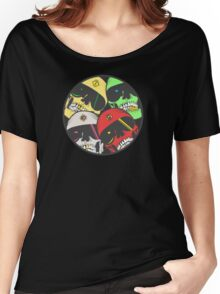 THE NOSY SKULL GANG Women's Relaxed Fit T-Shirt