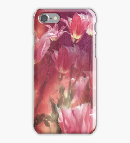 Tall Tulips iPhone Case/Skin