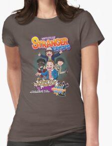 Stranger Crisps Womens Fitted T-Shirt