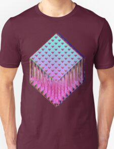 Trine-Glitch Unisex T-Shirt