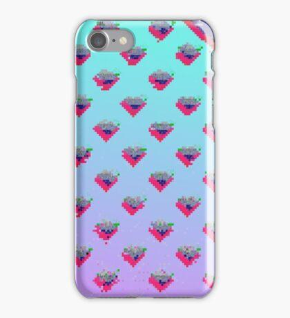 Trine-Glitch iPhone Case/Skin