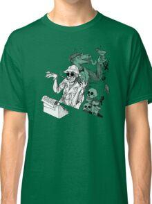 HS Thompson writing Classic T-Shirt