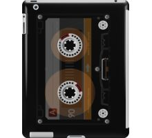 Retro Music Cassette Tape iPad Case / iPhone 5 Case / iPhone 4 Case  / Pillow / Tote Bag / Samsung Galaxy Cases / Duvet   iPad Case/Skin