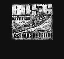 Battleship Washington Unisex T-Shirt