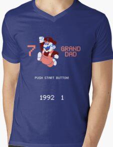 7 Grand Dad  Mens V-Neck T-Shirt