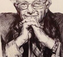 Bernie Sanders Portrait  Sticker