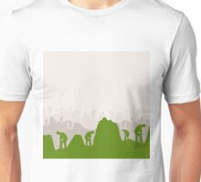 Work of people Unisex T-Shirt