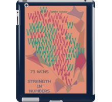 Warriors: Strength in numbers iPad Case/Skin