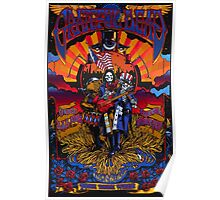 Grateful Dead - Chicago Soldier Field Poster