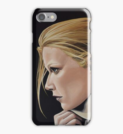 Gwyneth Paltrow Painting iPhone Case/Skin