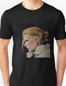 Gwyneth Paltrow Painting Unisex T-Shirt