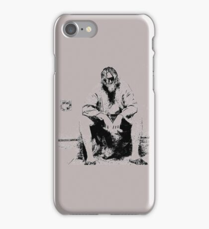 Big Lebowski Thinking iPhone Case/Skin