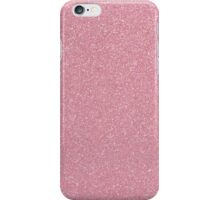 Lilac Pale Orchid Sparkly Glitter iPhone Case/Skin