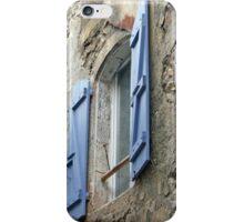 Lavender Shutters iPhone Case/Skin