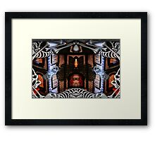 The House Framed Print