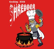 Cooking With Shredder Unisex T-Shirt