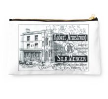 His Name is Robert Armstrong, the Silk Mercer Studio Pouch